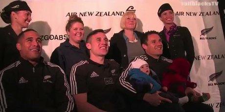 All Blacks: Napier fans ready for test