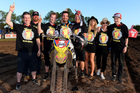 Matt Moss 2014 Australian MX1 Champion. Photo / Supplied