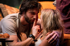 Matt Whelan and Sophie Henderson give committed, brilliant, absorbing performances. Photo / Andrew Malmo