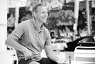 Celebrity baker Dean Brett Schneider photographed in San Francisco. Picture / Babiche Martens