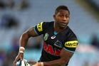 Panthers hooker James Segeyaro's return to the side will have the Warriors' defence on high alert. Photo / Getty Images