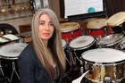 Dame Evelyn Glennie.
