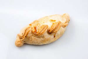 Sarah's cornish pasties. Picture / Babiche Martens