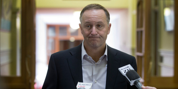 Under Key's government New Zealand's debt, which was at around $18 billion when the National Party was elected, it has blossomed to a staggering $86 billion today. Photo / APN