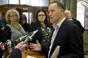 Prime Minister John Key has given further details about what an inquiry into Judith Collins' will involve. Photo / NZ Herald