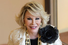 Joan Rivers. File photo / AP