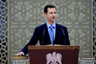 Bashar al-Assad. Photo / AP