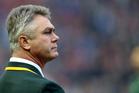 South Africa's coach Heyneke Meyer. Photo / AP