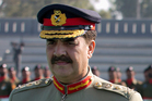 Pakistan's army chief Gen. Raheel Sharif. Photo / AP