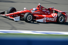 Scott Dixon finished the IndyCar season on a high note. Photo / AP