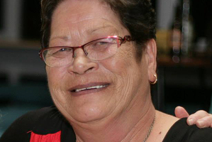 Peggy Noble's funeral will be held next week in Ashburton. Photo / supplied