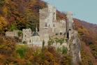 Burg Rheinstein is just as you imagine a castle should be. Photo / Jim Eagles