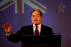 New Zealand First leader Winston Peters. Photo / Dean Purcell