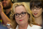 National Party MP and Justice Minister Judith Collins resigned on Saturday. Photo / Mark Mitchell