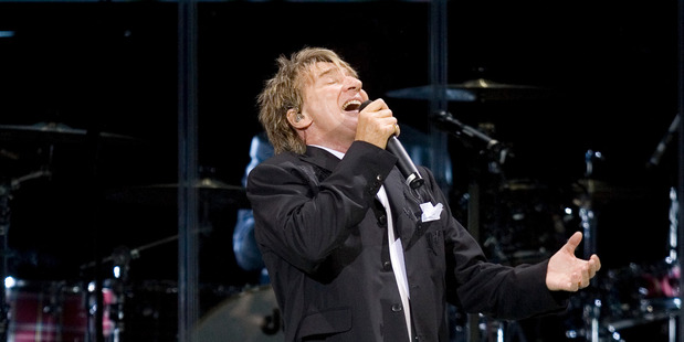 Rod Stewart returns to Auckland's Vector Arena in April.
