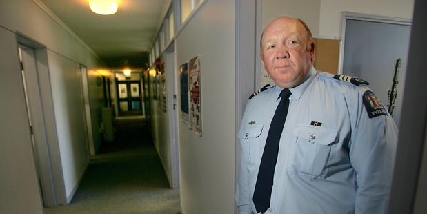 Detective Sergeant Darryl Brazier. Photo/file