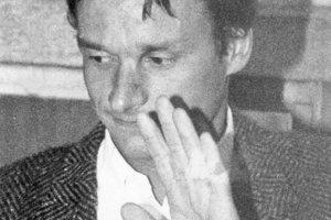 Alain Mafart in 1985