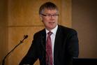 Labour Party finance spokesperson David Parker. Photo / Sarah Ivey