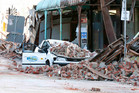 Damage from the magnitude 7.4 earthquake in Christchurch back in 2010. Photo / NZPA