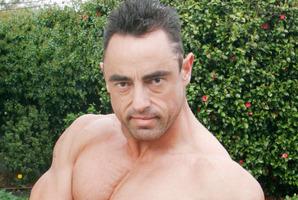 Bodybuilder Phil Musson.