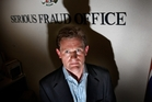 Former Serious Fraud Office boss Adam Feeley was allegedly targeted in a smear campaign. Photo / Brett Phibbs