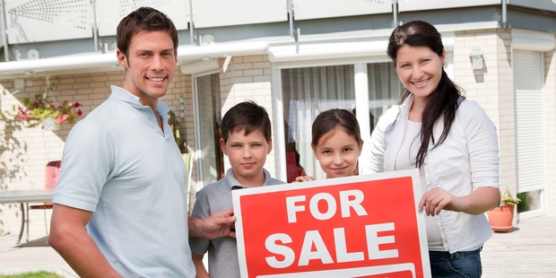 Homeowners are property investors. Photo / File