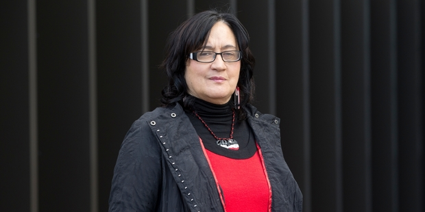 Annette Sykes believes she will be the first Maori woman to represent Waiariki. Photo / Mark Mitchell