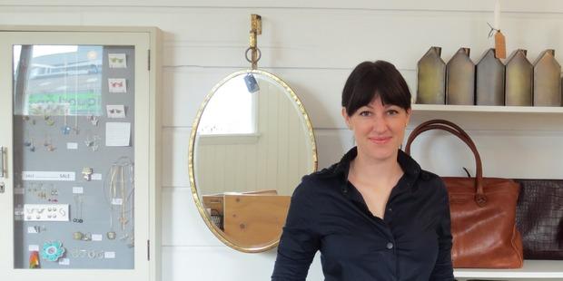 Lauren Callender, owner of The Aviary.
