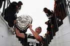 The Ranfurly Shield and the NPC are the heart of NZ rugby. Photo / Getty Images