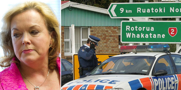A new claim has been made against Judith Collins in relation to the Urewera raids. Photo / NZ Herald