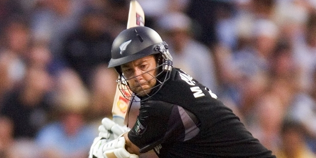 Craig McMillan batted for New Zealand from 1997 to 2007. Photo / Paul Estcourt