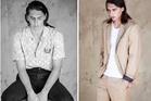 Updated classics for spring, worn by Vinnie (62 Models). Pictures / Babiche Martens