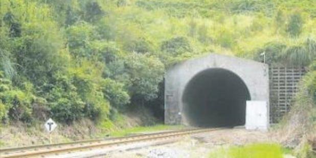 The Waikato side of the Kaimai Tunnel