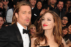 Angelina Jolie has revealed that her husband Brad Pitt is terrfied of sharks. Photo / Getty Images
