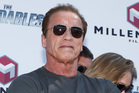 Actor Arnold Schwarzenegger. Photo / Getty Images