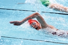 Hayley McIntosh is Northland's highest scoring age group swimmer. Photo / File