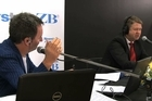 Newstalk ZB's Mike Hosking asks non political quickfire questions to Labour party leader David Cunliffe during the first of his Leaders breakfast interviews.