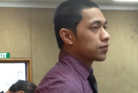 Taele Victor Faletolu, 20, was sentenced to two years, nine months at the High Court in Christchurch.