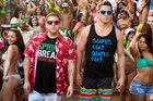 Jonah Hill and Channing Tatum in 22 Jump Street. Photo / AP