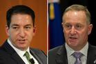 Prime Minister John Key says he will prove Glenn Greenwald wrong.