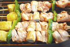 Cook under a preheated grill for 4 minutes each side. Photo / Thinkstock