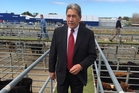 Winston Peters says the Greens have twice made an