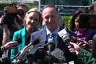 "Prime Minister John Key acknowledged today that NSA whistleblower Edward Snowden's claim that New Zealanders' data is accessible through the controversial XKeyscore system ""may well be right"".