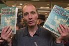 Author Nicky Hager. Photo / New Zealand Herald / Mark Mitchell