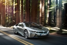 BMW's new i8. A replica of the vehicle, which is in production overseas but yet to hit our shores, will be at Coombes Johnston BMW this weekend.