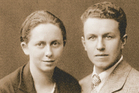 Cathrin's Opa and Oma, who were incarcerated by the Nazi regime. Photo / Supplied