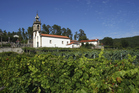 A Baroque church sits in the grounds of a vineyard in the Portuguese town of Braga. Photo / Thinkstock