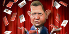 View: Gallery: Cunliffe in cartoons