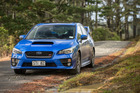 Subaru's WRX STI definitely adds spice to your average driving experience. Photo / Ted Baghurst