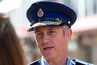 Police Comissioner Mike Bush, who was in charge of Counties Manukau from 2008 until March 2011, told the <i>Herald</i> that responsibility for crime statistics lay with the area commander. Photo / Mark Mitchell
